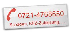 Versicherungen Karlsruhe - Kontakt