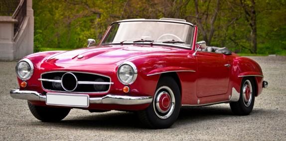 Luxusautos und Oldtimer